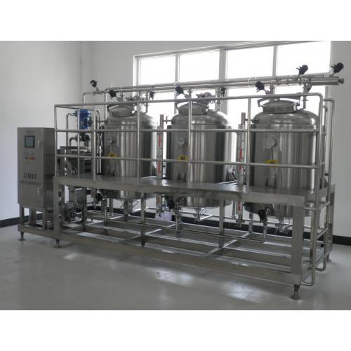 Satinless Steel Cip Cleaning System