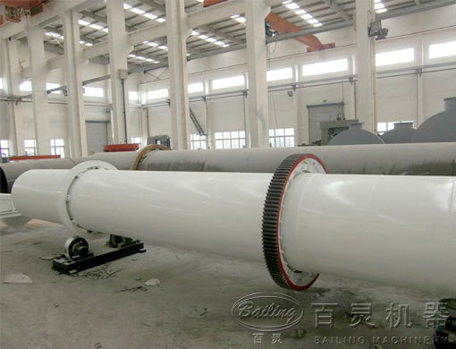 Sawdust Dryer With High Quality