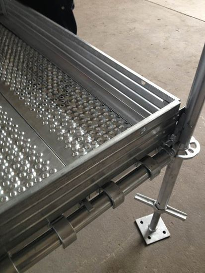 Scaffolding Interlocking Toe Board