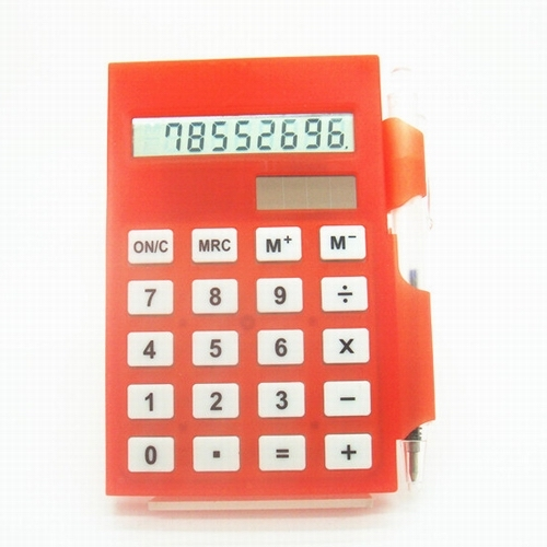 School Stationary Mini Calculator Promotional Gift