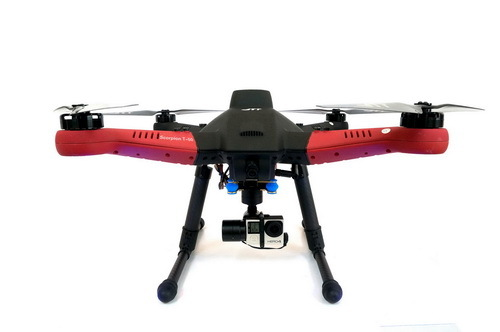 Scorpion 4 Rotor Drone For High End Consumer Market