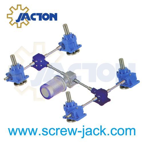 Screw Jack Lifting Systems