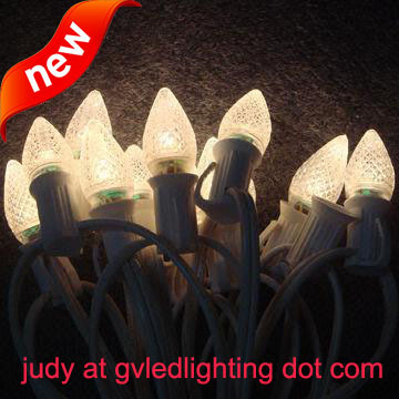 Screw Led C7 Replacement Christmas Lights