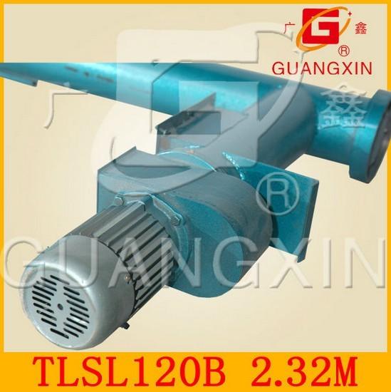 Screw Oil Seeds Conveyor Vertical Type Tlsl120b