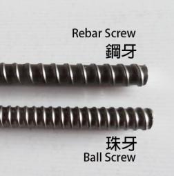 Screw Thread Steel Bars