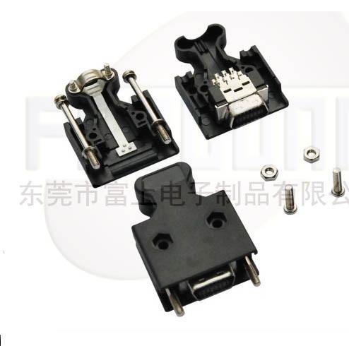 Scsi 14p Connector 3m10314 Mdr