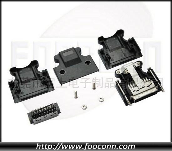 Scsi 36p Connector 3m10336 Mdr