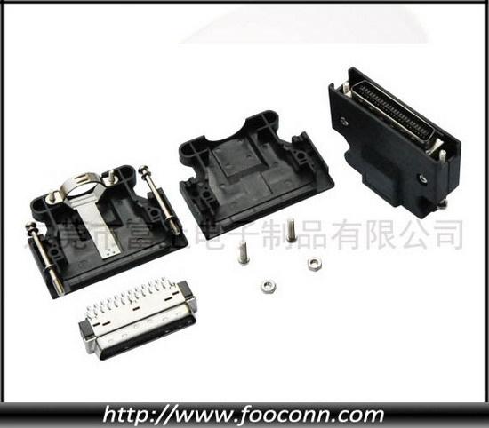 Scsi 50p Connector 3m10350 Mdr
