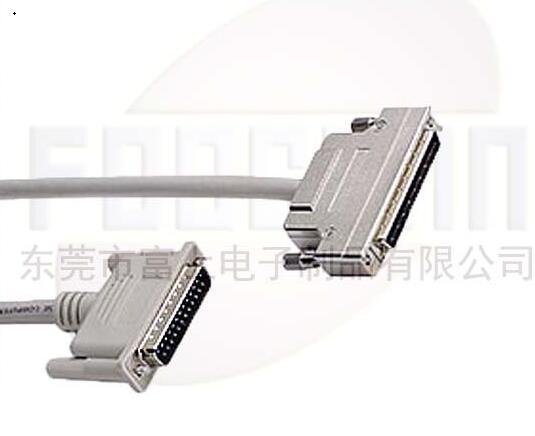 Scsi Cable Db 68pin Male To 25pin