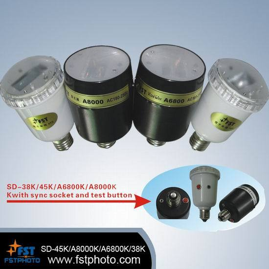 Sd Series Eletric Flash Light