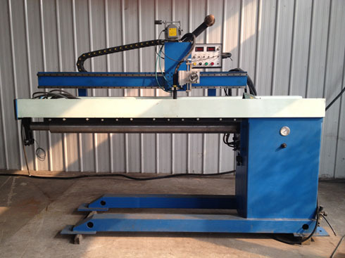Seam Welding Machine For Metal Bellow Expansion Joint Forming