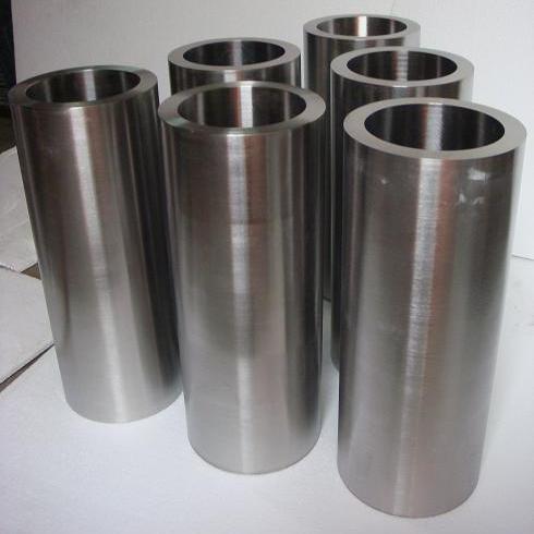 Seamless Titanium Alloy Pipes