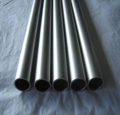 Seamless Titanium Tube Alloy Pipe Ti Welding