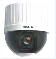 Security Cctv High Speed Dome Camera With Ptz