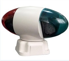 Security Cctv Vehicle Mounted High Speed Ptz Camera For Police Car