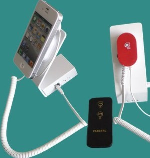 Security Display Stand Cell Phone Retail Stands