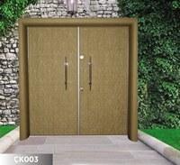 Security Door Double Doors Series