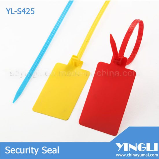 Security Plastic Label Seal Yl S425