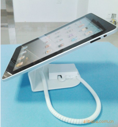 Security Tablet Pc Alarm Display Stand Holder
