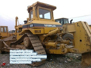 Sed Cat D8n Bulldozer