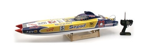 Segad C1 Racing Rtr Gas Boat