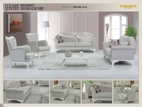 Sehzade Siting Set Home Furniture