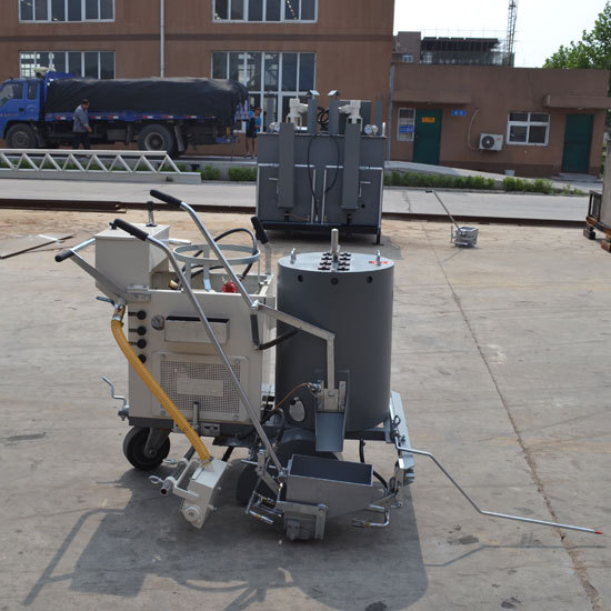 Self Propelled Small Road Line Marking Machine