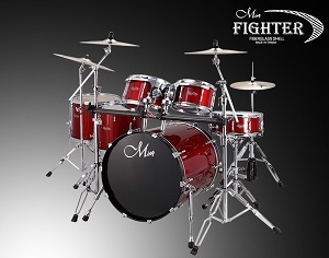 Sell Fighter Drum Sets F6 R Ming
