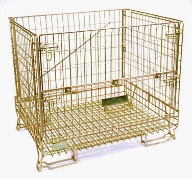 Sell Good Wire Mesh Container