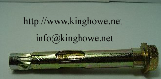 Sell Hex Nut Sleeve Anchors Bolt With Washer Mm Type