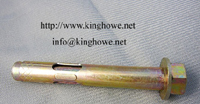 Sell Hex Nut Sleeve Anchors With Washer Mm Type