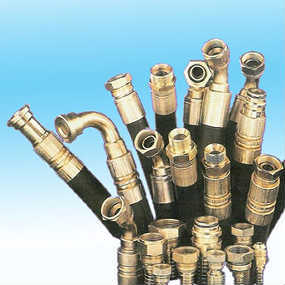 Sell High Pressure Hydraulic Hose Assembly