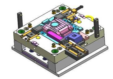 Sell Mold Design Flow And Manufacturing