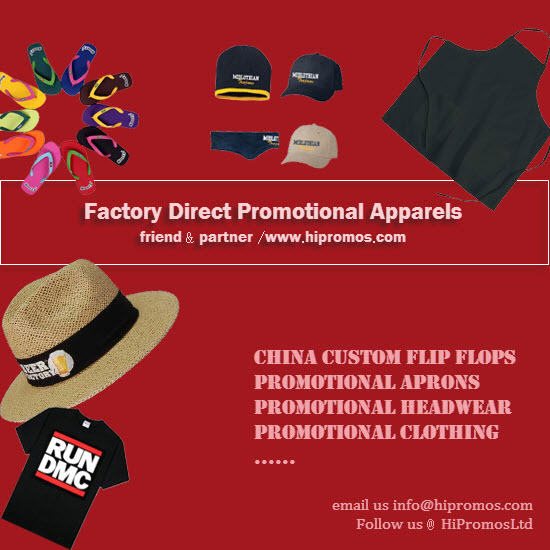 Sell Promotional Logo Apparel