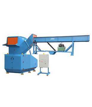 Sell Pvc Pipe Crusher Hydraulic Elevator Feeding System Pulian