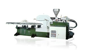 Sell Rotary Type Plastic Sole Automatic Injection Moulding Machine Nsk 250a