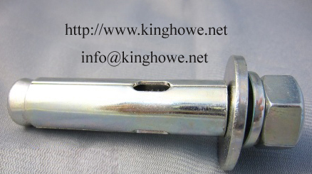 Sell Set Wall Sleeve Anchors M16x65