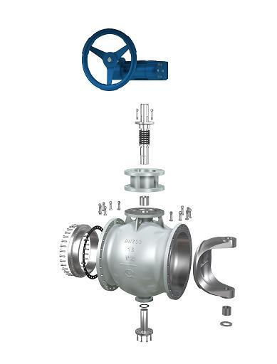 Selling Semi Ball Valve For Water Treatment