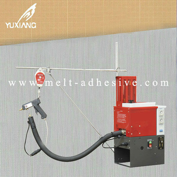 Semi Auto Spraying Machine With Hose Glue
