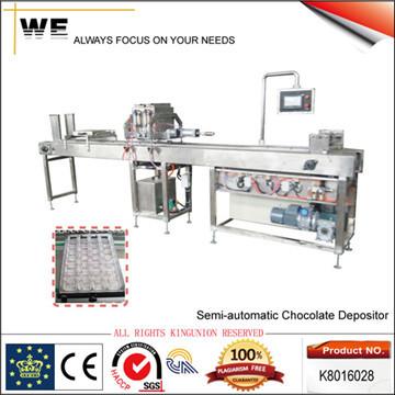 Semi Automatic Chocolate Depositor