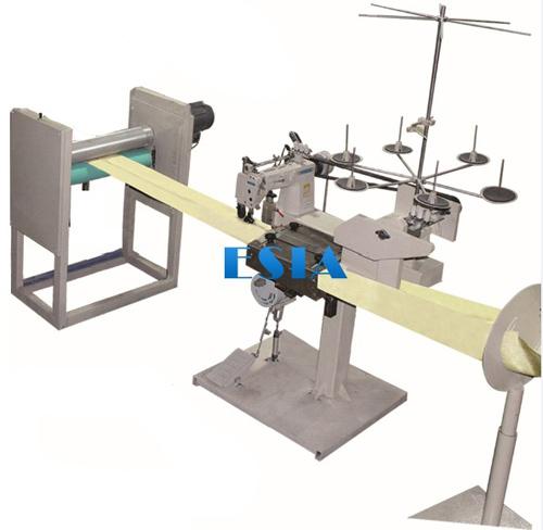 Semi Automatic Filter Tube Sewing Machine