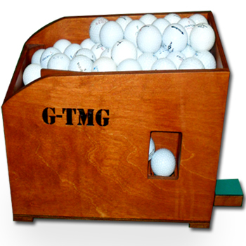 Semi Automatic Golf Ball Dispenser