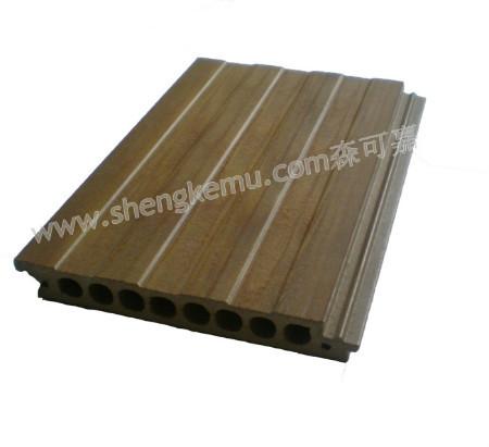Senkejia 12525 Indoor Floor Wpc Decking Pvc Non Formaldehyde Release