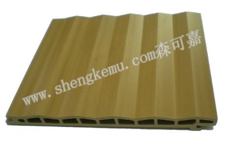 Senkejia 161 Outside Baord Wpc Decking Pvc Wood Waterproof Moistureproof