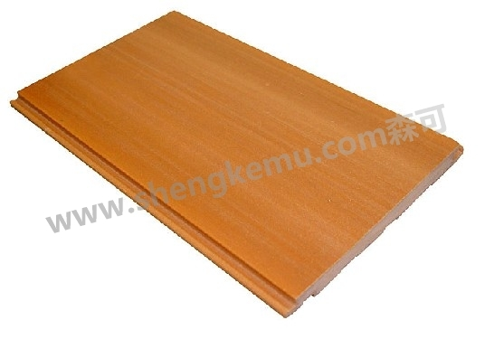 Senkejia 195 Outside Panel Wood Plastic Composite Material Wpc