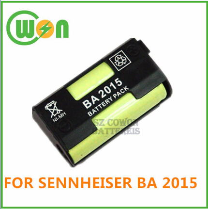 Sennheiser Ba 2015 Replacement Battery 2 4v 8203 1600mah Rechargeable
