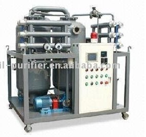 Series Tpf Oil Filtration Machine