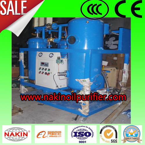 Series Ty Turbine Oil Purifier Purification System