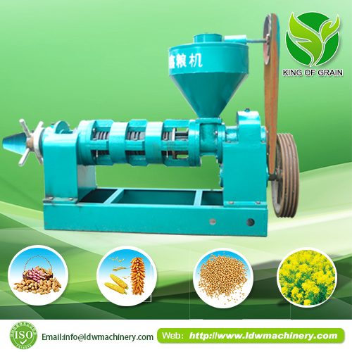 Sesame Oil Press For Edibile Vegetable