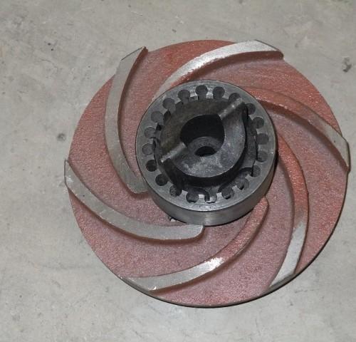 Sewage Pump Grinder Impeller